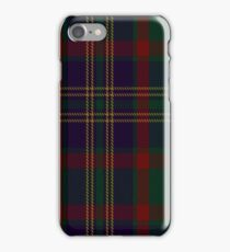 00319 Cork, County (District) Tartan  iPhone Case/Skin