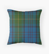 00321 Donegal County Tartan Throw Pillow