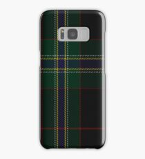 00325 Downs Tartan  Samsung Galaxy Case/Skin
