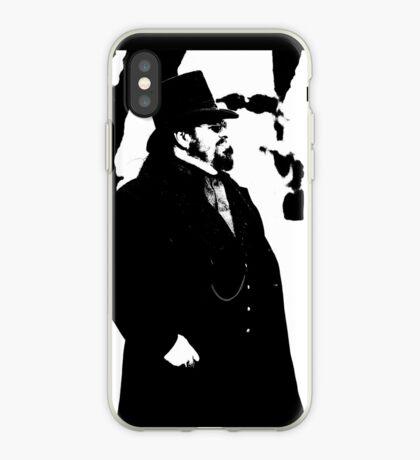 Victorian Gentleman iPhone Case