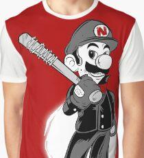 LET THE SMASH BEGIN. Graphic T-Shirt