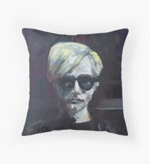 Andy Warhol  Throw Pillow