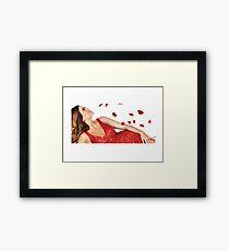The Bachelorette  Framed Print