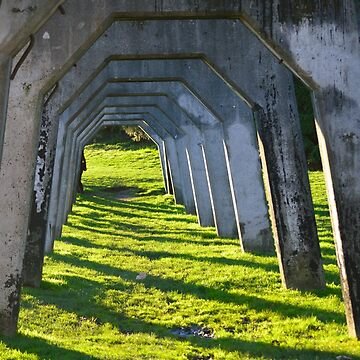 Gas Works Arches by DaniMorin519