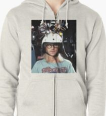 Garth Algar - We Fear Change Zipped Hoodie