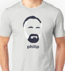 Philip K Dick (Hirsute History) T-Shirt