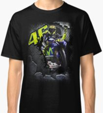 The Winning Motorbike Racer Classic T-Shirt