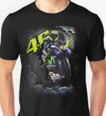 The Winning Motorbike Racer Unisex T-Shirt