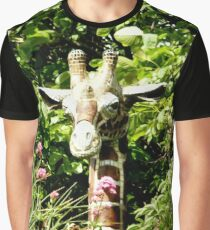 Lost in the foliage Graphic T-Shirt