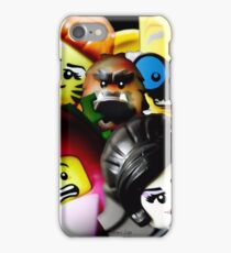 More Monsters and nice spirits iPhone Case/Skin