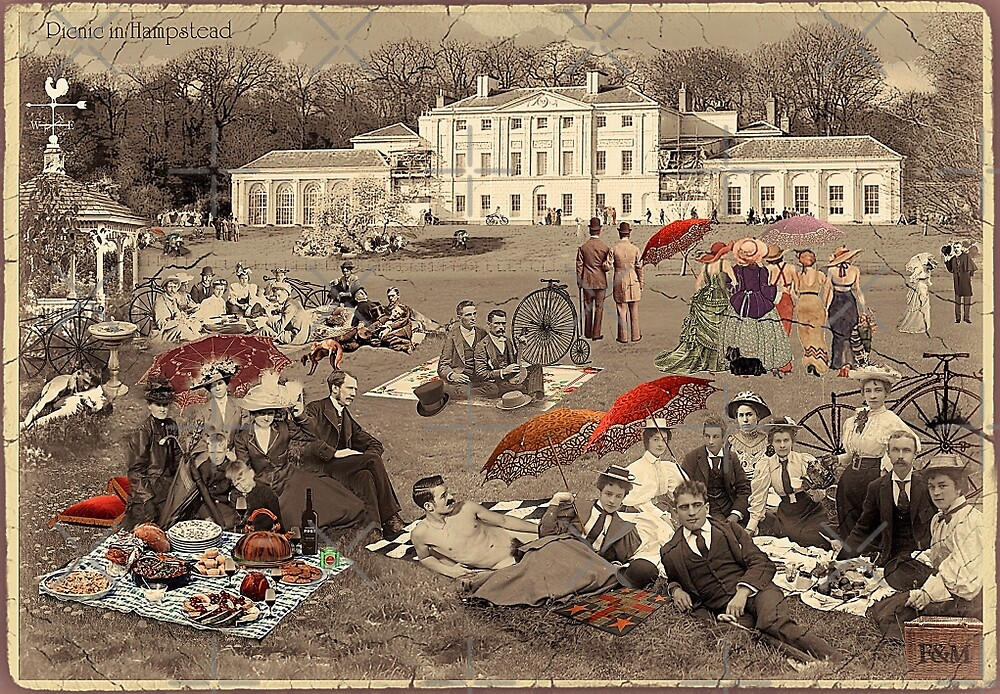 Picnic in Hampstead by PrivateVices