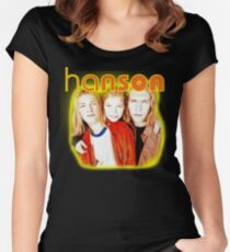 HANSON Women's Fitted Scoop T-Shirt
