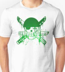 Roronoa Zoro - post timeskip Unisex T-Shirt