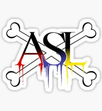 ASL Sticker