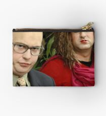 tim and eric show  Studio Pouch