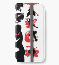 Welcome to your despair  iPhone Wallet/Case/Skin
