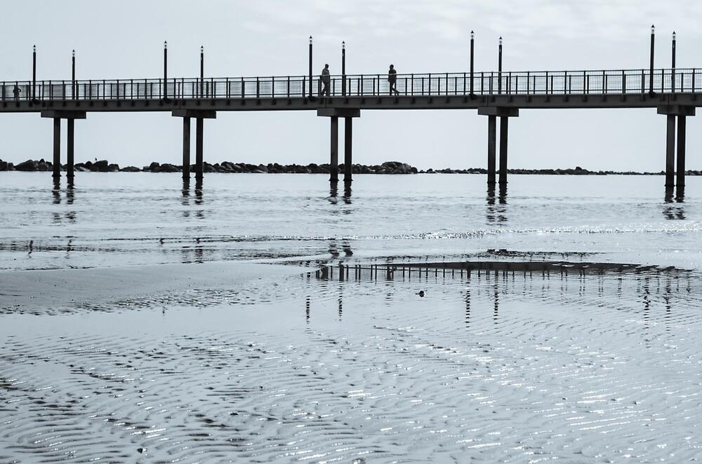 Bridge to Nowhere by Andrea Mazzocchetti