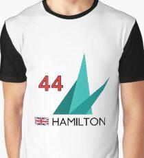 F1 2015 - #44 Hamilton [v2] Graphic T-Shirt