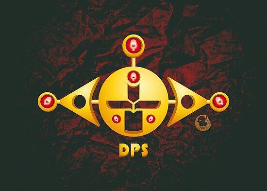 I'm a DPS! by laPanny