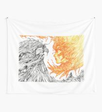 What your soul sings Wall Tapestry