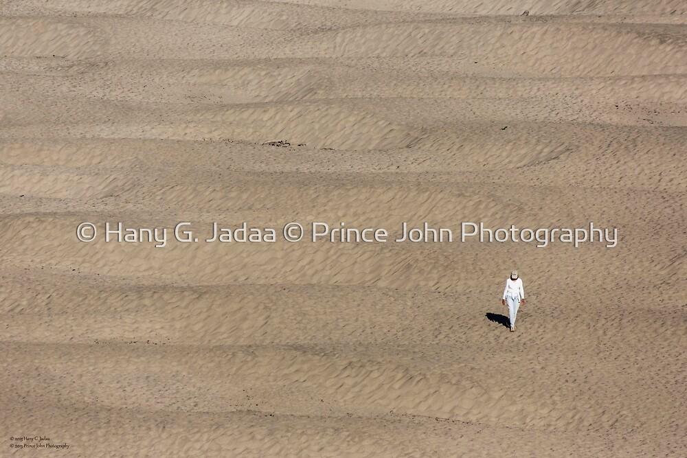Dunes And Solitude ©   by © Hany G. Jadaa © Prince John Photography