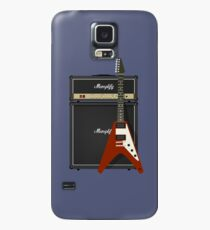 Mamplifier and Flying V Case/Skin for Samsung Galaxy