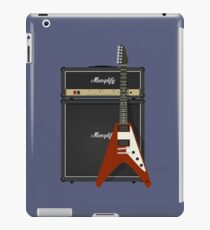Mamplifier and Flying V iPad Case/Skin