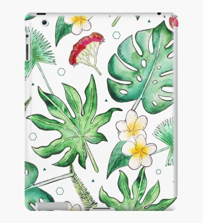 Tropic is about here! iPad Case/Skin