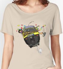 India Rickshaw : Mind IT Women's Relaxed Fit T-Shirt