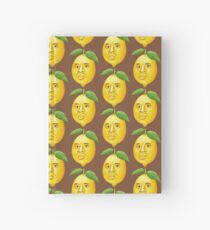 When life gives you Lemons Hardcover Journal