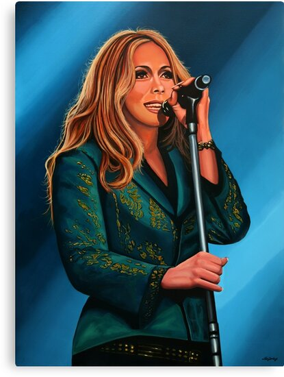 Anouk Painting by PaulMeijering