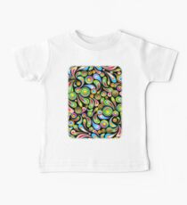 Drops Psychedelic Abstract Pattern   Kids Clothes