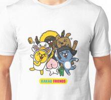 KakaoTalk Friends Unisex T-Shirt