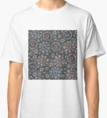 Sketchy Flowers Classic T-Shirt