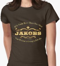 Jakobs Weapons Women's Fitted T-Shirt