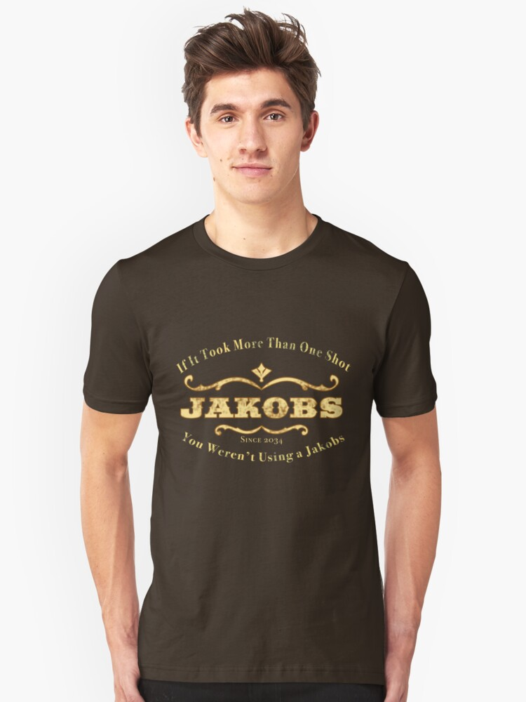 Jakobs Weapons Unisex T-Shirt Front