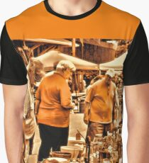"""""""The 8th Annual Clinch River Spring Antique Fair """"... prints and products Graphic T-Shirt"""