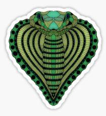 Cobra head Sticker
