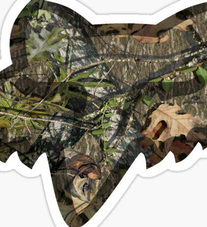 Fox Racing Mossy Oak Sticker