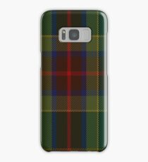 00361 Waterford County District Tartan Samsung Galaxy Case/Skin