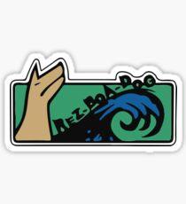 Air Gear Rez Boa Dogs Stiker Sticker
