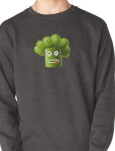 Funny Broccoli Pattern T-Shirt