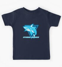 Cynical Sharks Logo Kids Tee