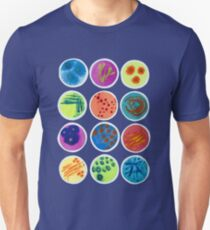 Petri Dishes  Unisex T-Shirt