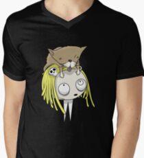 Lenore Men's V-Neck T-Shirt