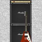 Mamplifier Full-Stack and Flying V by d13design
