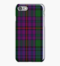 00389 Braid Tartan  iPhone Case/Skin