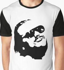 Leonardo Dicaprio shirtless squirt gun Graphic T-Shirt