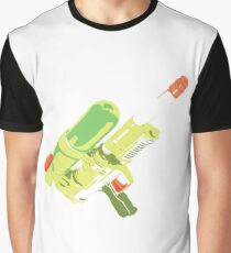 Leonardo Dicaprio shirtless squirt gun 2 Graphic T-Shirt