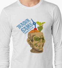 Tiki Bar Long Sleeve T-Shirt
